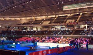 東京体育館 画像